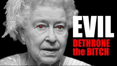 evil queen dethrone