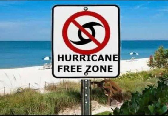 hurricane free zone.JPG