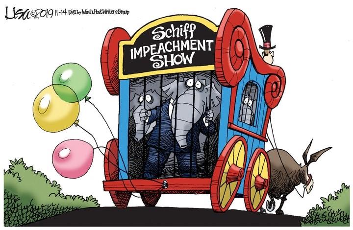 schiff impeach wagon