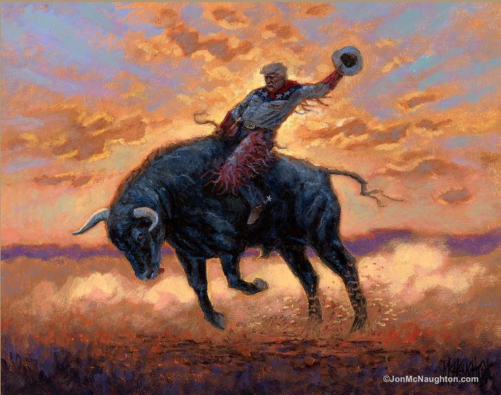 trump riding bull.JPG