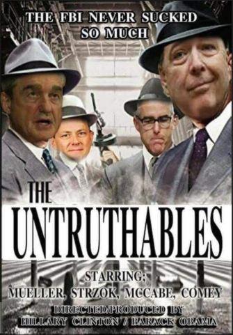Mueller strzok mccabe comey