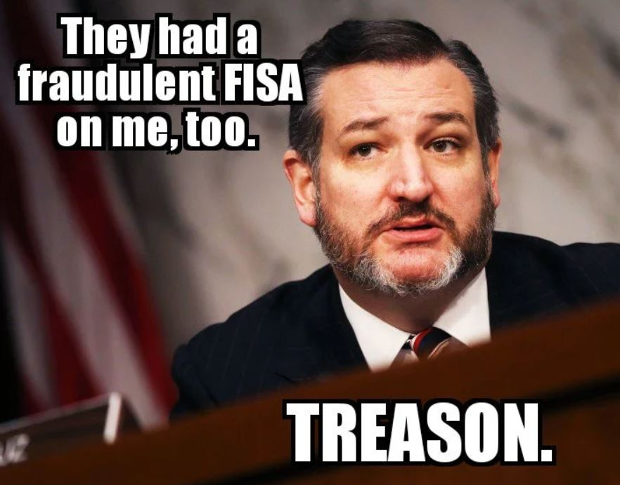 ted cruz treason
