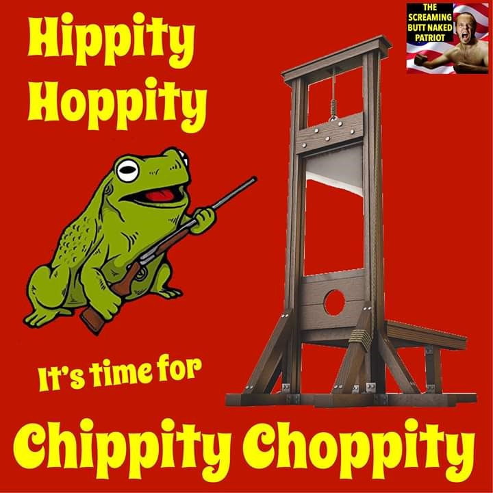 frog guillotine