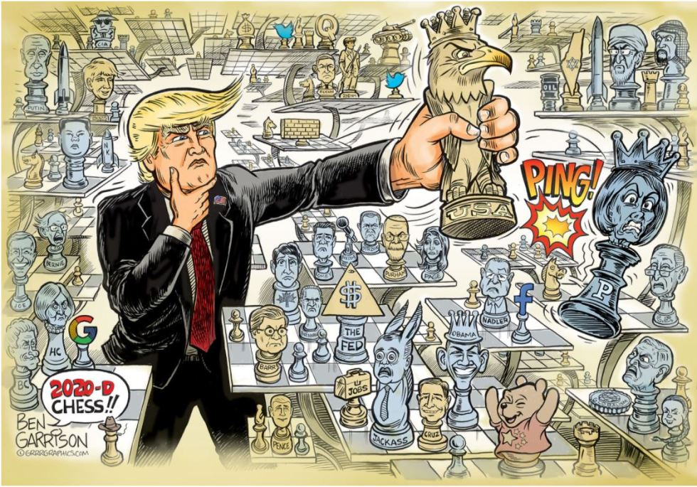 garrison 2020 chess trump