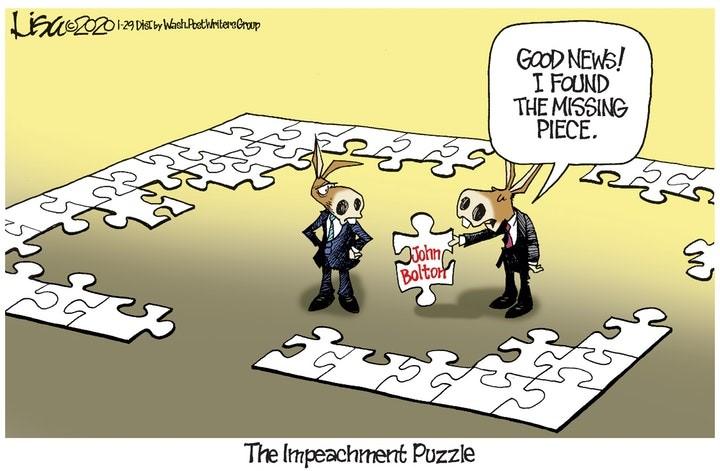 john bolton puzzle