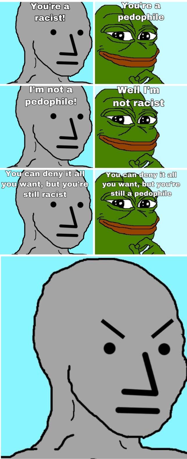 racist pedophile.jpg