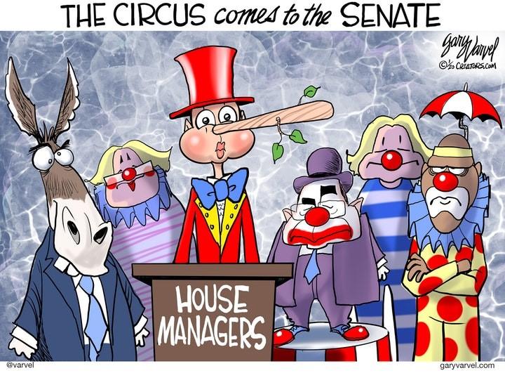 senate circus