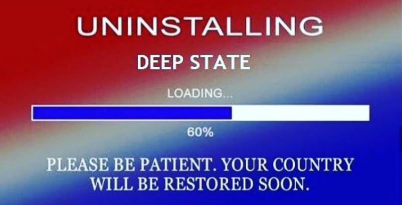 uninstall deep state