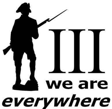 3 percent militia