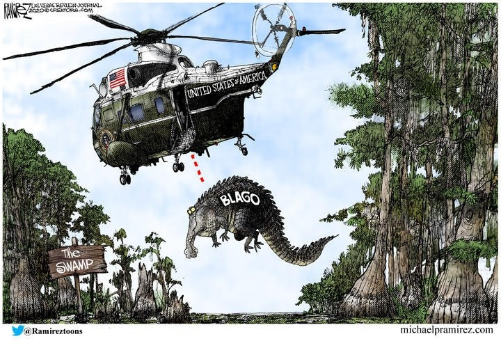 blago swamp