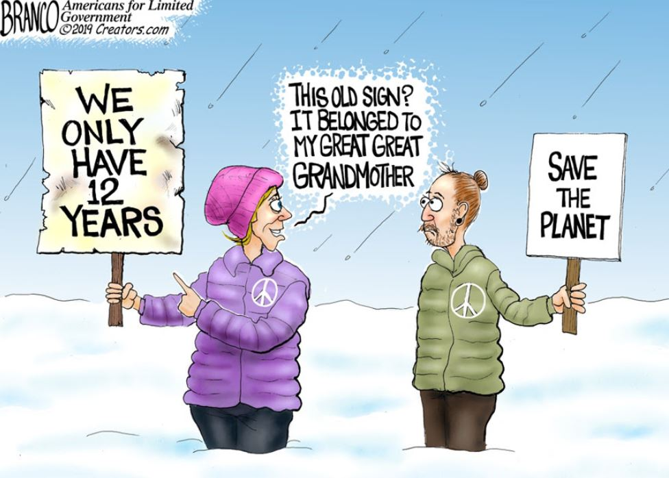 branco climate change