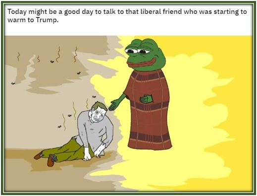 liberal friend pepe