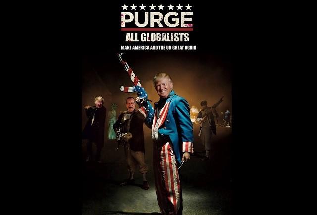 the purge trump