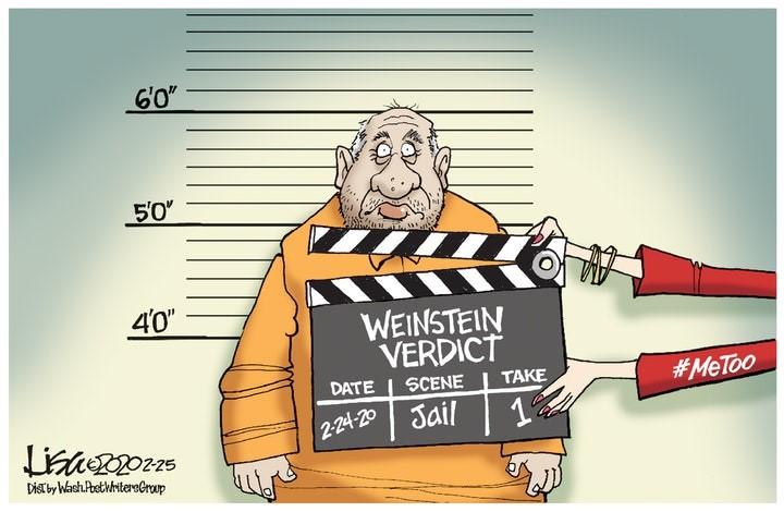 weinstein verdict