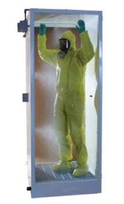 decontamination suit