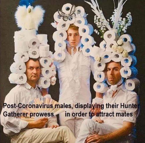 post coronavirus males