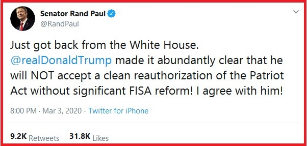 rand paul fisa
