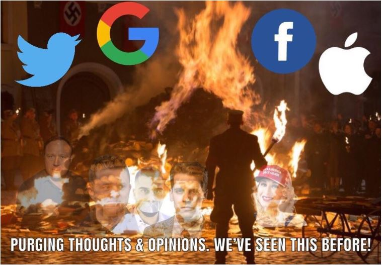 social media purges