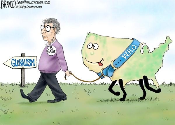 bill gates globalist