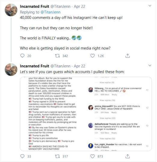 bill gates social media