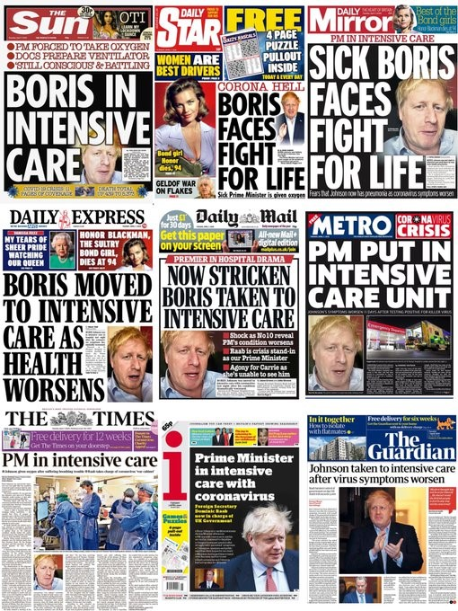 boris intensive care