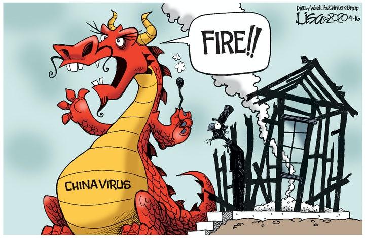 china dragon virus