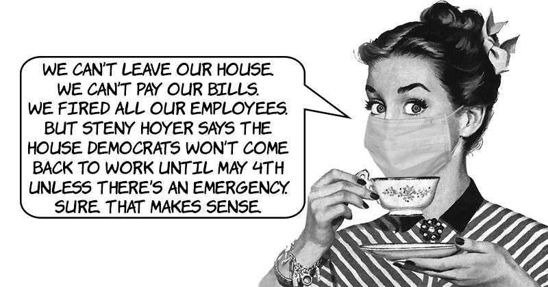 democrats coronavirus