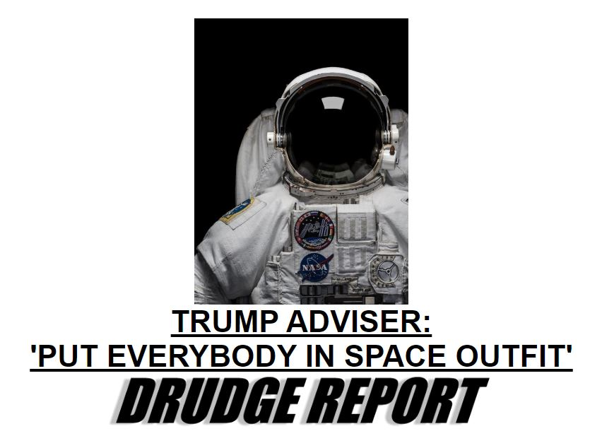 drudge space suit