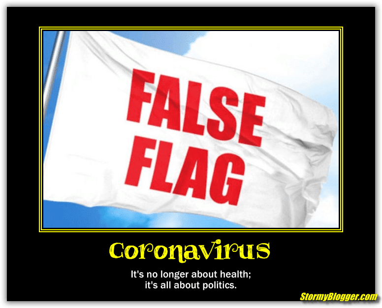 false flag coronavirus