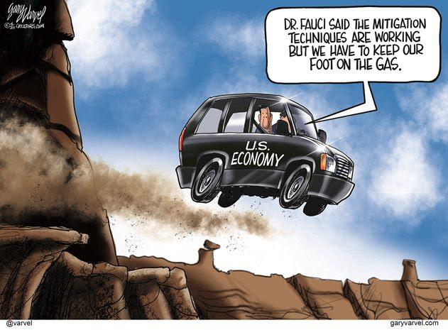 fauci economy