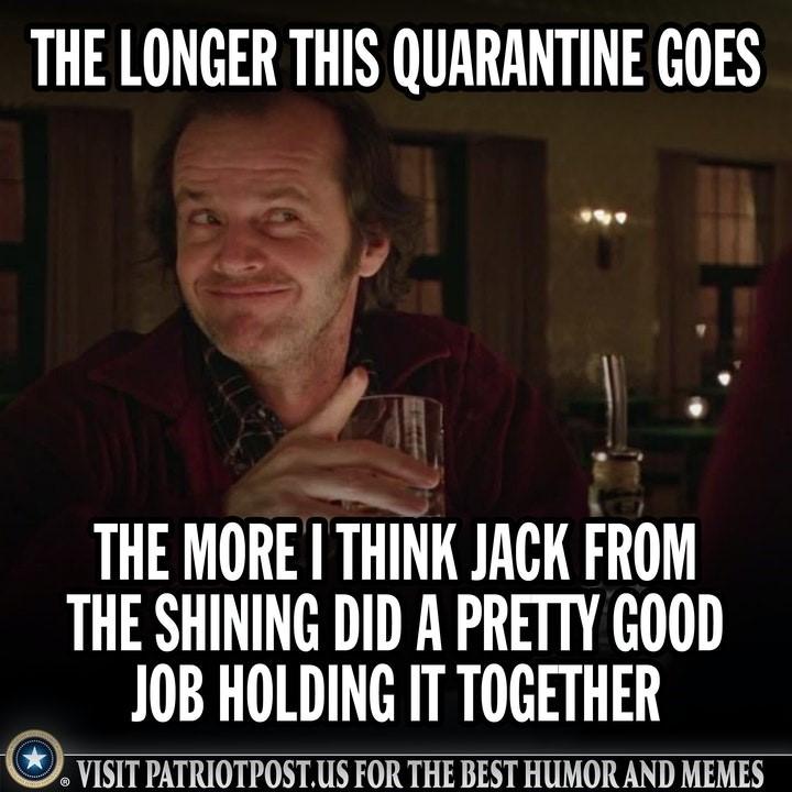quarantine jack
