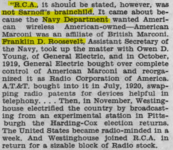 Rep. John R. Rarick, LA. (Sep. 22, 1970). Television and the Mass Slicks, Extensions of Remarks, pp. 33241, PDF p. 71. U.S. Congress, GPO-CRECB-1970-pt24-5-3. GPO.
