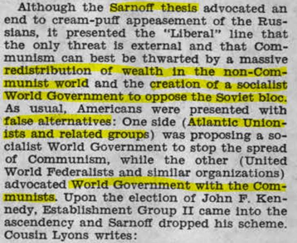 Rep. John R. Rarick, LA. (Sep. 22, 1970). Television and the Mass Slicks, Extensions of Remarks, pp. 33241, PDF p. 71. U.S. Congress, GPO-CRECB-1970-pt24-5-3. GPO.