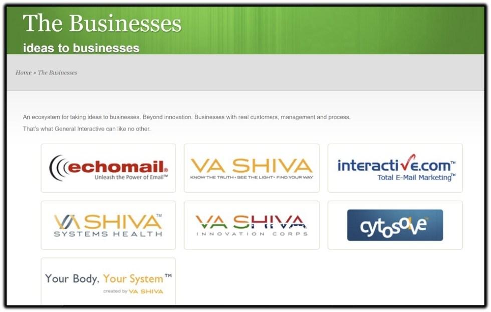 shiva companies