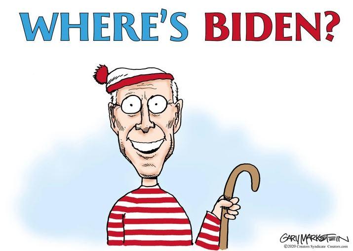 where is joe biden