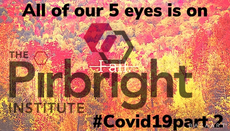 pirbright covid five eyes