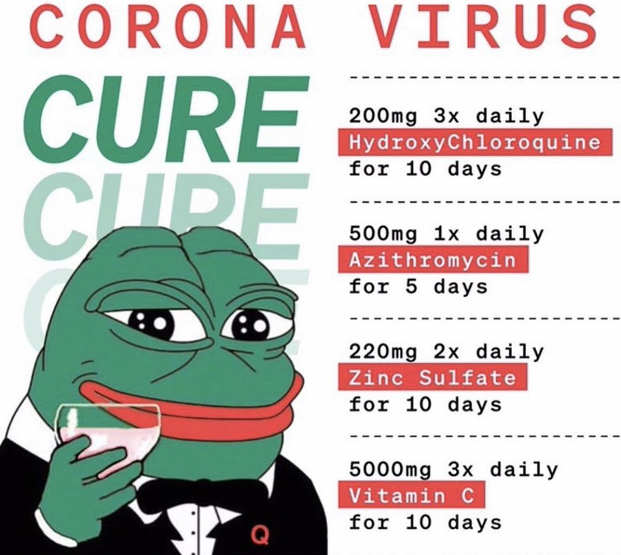 corna virus cure