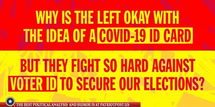 covid voter id corona