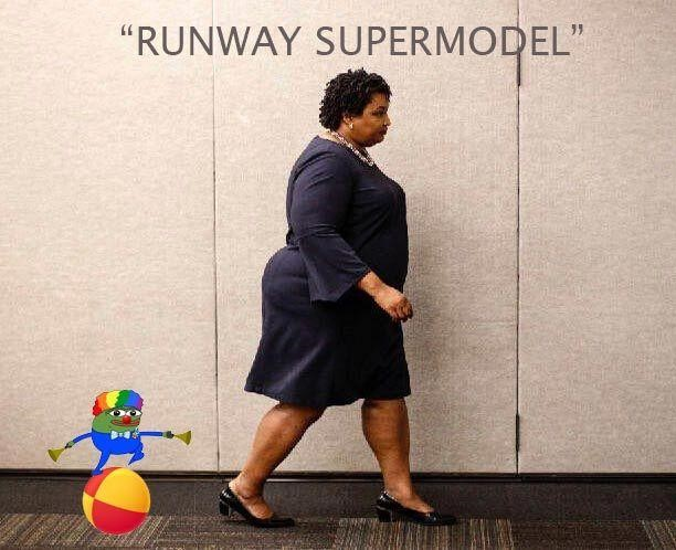 fat stacey abrams 1