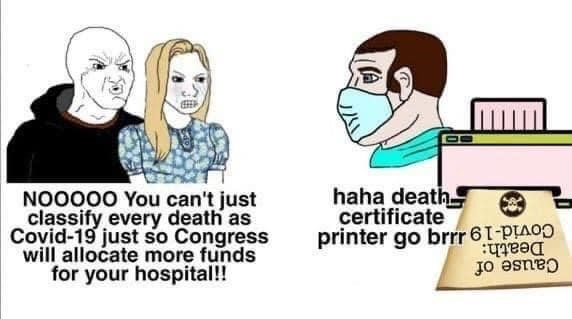 hospital mafia corona