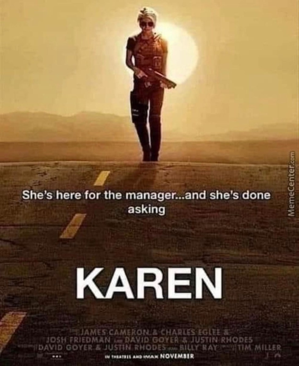 karen warrior