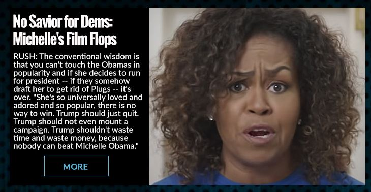 michelle obama film