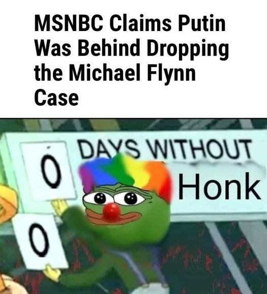 msnbc russia collusion media