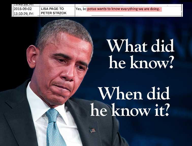 obama strzok