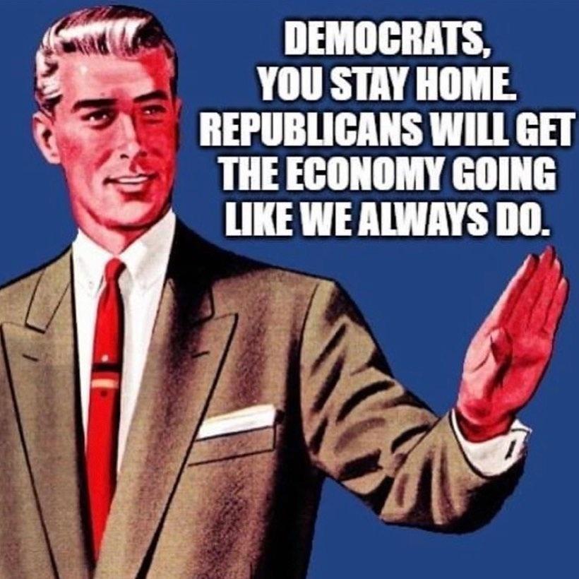 republicans work