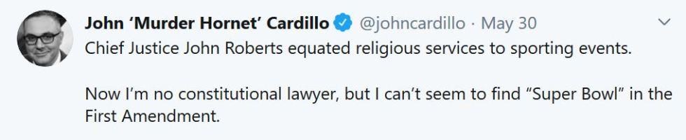 roberts religious freedom