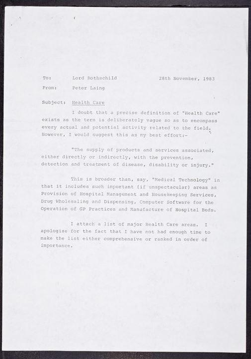 rothschild letter 15