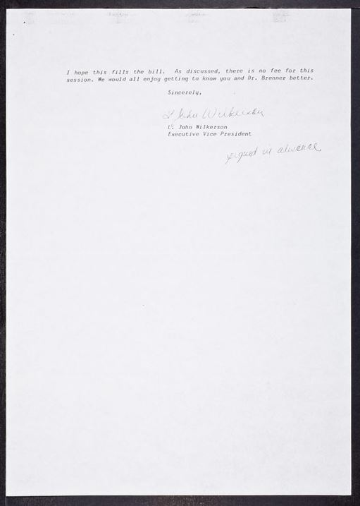 rothschild letter 20