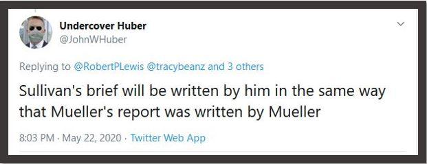 sullivan report Mueller