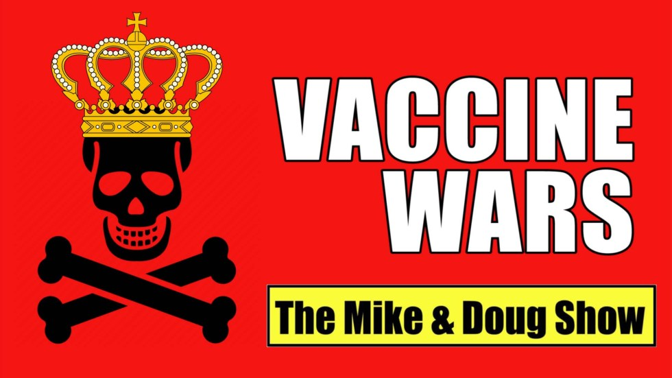 vaccine war with crown